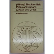 Book - Military Shoulder Belt Plates and Buttons