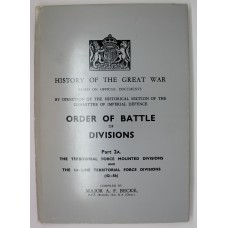 Book - Order of Battle of Divisions Part 2A
