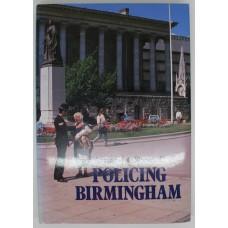 Book - Policing Birmingham