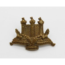 King's Own Scottish Borderers (K.O.S.B.) Collar Badge