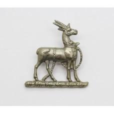 Victorian Royal Warwickshire Regiment Collar Badge