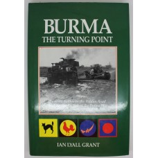 Book - Burma The Turning Point