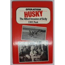 Book - Operation Husky - The Allied Invasion of Sicily