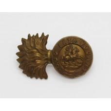 Victorian Northumberland Fusiliers Collar Badge
