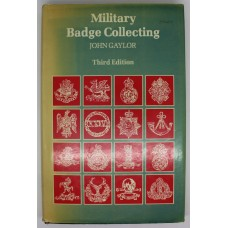 Book - Military Badge Collecting