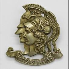 28th County of London Battalion (Artists Rifles) London Regiment Cap Badge
