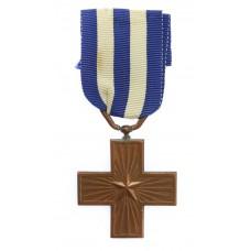 Italian War Merit Cross (Vitt. Emm. III)