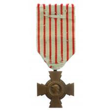French WW1 Croix du Combattant