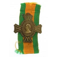 Netherlands WW2 Commemorative War Cross 1940-45