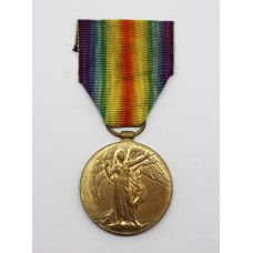 WW1 Victory Medal - W. Hord, 2 HD., Royal Naval Reserve