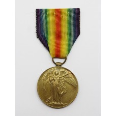 WW1 Victory Medal - F. Williamson, L.Sto. Royal Navy