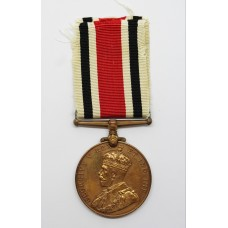 George V Special Constabulary Long Service Medal - James H. Brown