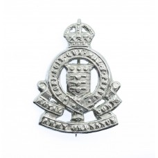 Royal Army Ordnance Corps (R.A.O.C.) Sweetheart Brooch - King's C