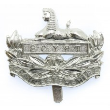 Gloucestershire Regiment Anodised (Staybrite) Cap Badge