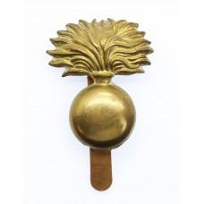 Royal Scots Greys (2nd Dragoons) Bandsman's Cap Badge