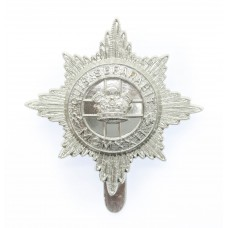 4th/7th Royal Dragoon Guards Anodised (Staybrite) Cap Badge