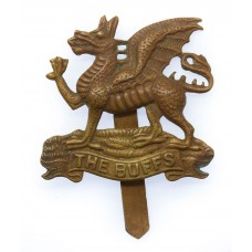 East Kent Regiment (The Buffs) Cap Badge