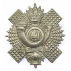 Highland Light Infantry (H.L.I.) Cap Badge - King's Crown