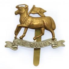The Queen's (Royal West Surrey) Regiment Cap Badge