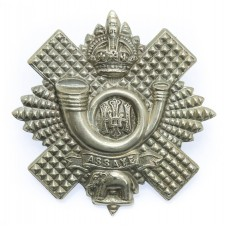 Highland Light Infantry (H.L.I.) Cap Badge