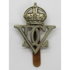 5th Dragoon Guards Cap Badge - King's Crown