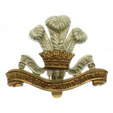 Cheshire (Earl of Chester's) Yeomanry Cap Badge