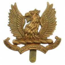 Ayrshire Yeomanry (Earl of Carricks Own) Cap Badge
