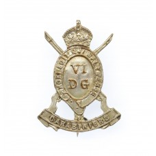 6th Dragoon Guards (Carabiniers) Sweetheart Brooch