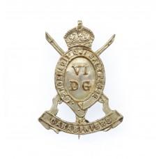 6th Dragoon Guards (Carabiniers) Sweetheart Brooch