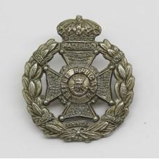 Victorian Rifle Brigade Field Service Cap Badge