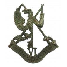 6th Duke of Connaught's Royal Canadian Hussars Cap Badge