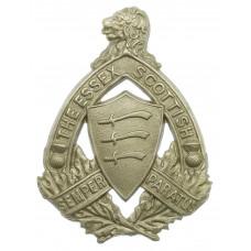 Canadian The Essex Scottish Cap Badge