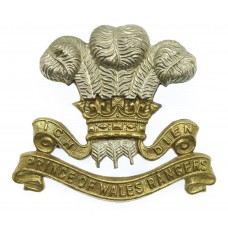 Canadian Prince of Wales Rangers Cap Badge