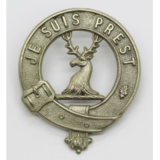 Lovat Scouts (Yeomanry) Cap Badge