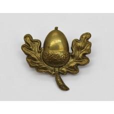 Victorian Cheshire Regiment Collar Badge