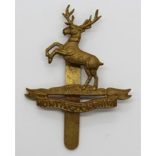 Huntingdonshire Home Guard Cap Badge