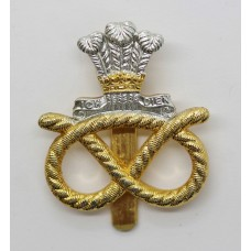 Staffordshire Regiment Anodised (Staybrite) Cap Badge