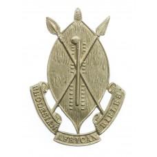 Rhodesian African Rifles Cap Badge