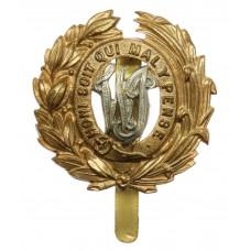 West India Regiment Pagri Badge