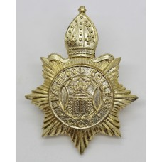 Liverpool College C.C.F. Anodised (Staybrite) Cap Badge
