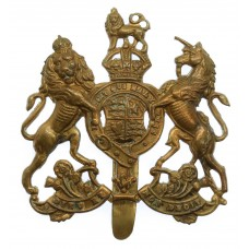General Service Corps Cap Badge -King's Crown