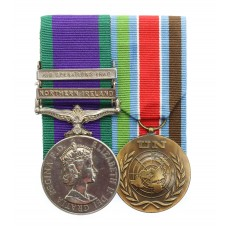 Campaign Service Medal (Clasps - Northern Ireland, Air Operations