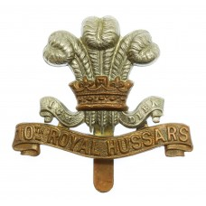 10th Royal Hussars Cap Badge