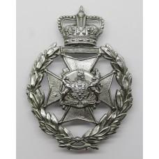 Salford City Police Helmet Plate - Queen's Crown