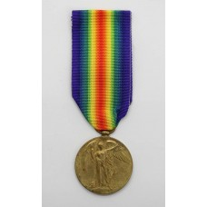 WW1 Victory Medal - L.Cpl. H.C. Lloyd, 10th Bn. Royal Warwickshir