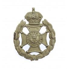 Victorian Paddington Rifles Field Service Cap Badge