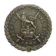 Army Dental Hygienist Breast Badge - Queen's Crown