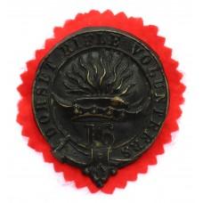 Victorian Dorset Rifle Volunteers Officer's Cap Badge
