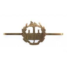 Essex Regiment 9ct Hallmarked Gold Sweetheart Brooch