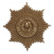 Cheshire Regiment WW2 Plastic Economy Cap Badge